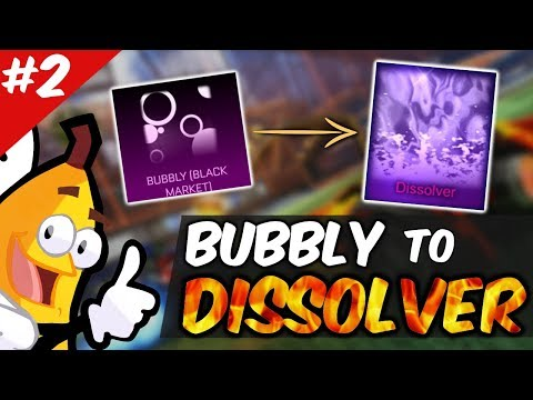 🍌 From Bubbly to Dissolver Pt. 2 | Rocket League Trading Guide