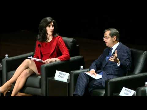 U.S. Competitiveness Paths Forward: Rana Foroohar Moderates