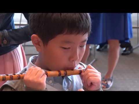 INSTRUMENT ZOO--National Philharmonic sponsors instrumental