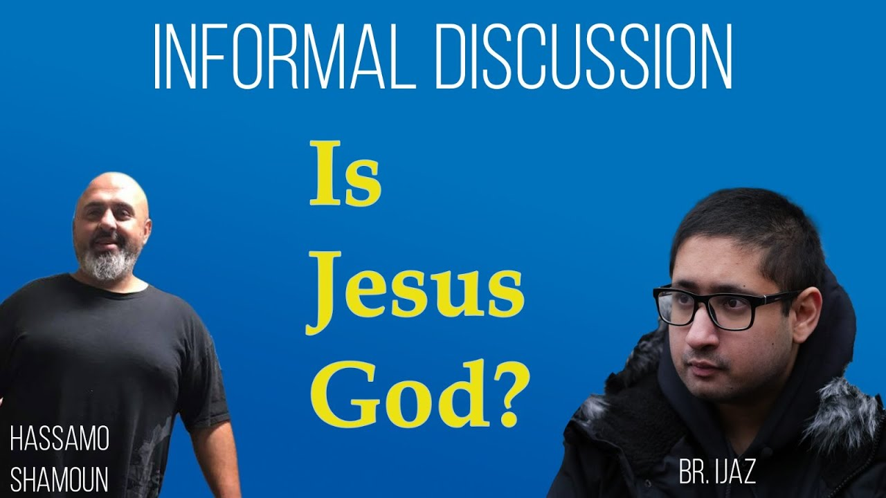 Download Is Jesus God? - Shamoun DECIMATED by Ijaz Ahmad