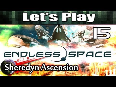 Endless Space Sheredyn Ascension -15 (Space Strategy Games)