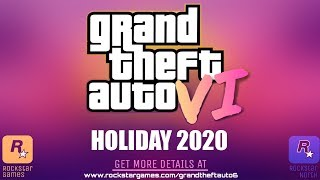 GTA 6 November 2020 RELEASE DATE... Taking Place in Vice City AND Liberty City, PS5 Leaks & MORE!