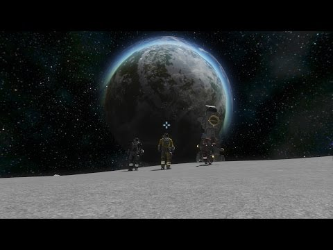 Live Stream Space engineers to the moon with a rocket episode 4 (Raging_Geek)