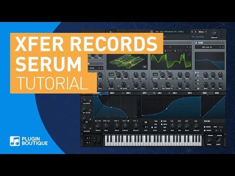 Serum Tutorial | Beginner Jump-up D&B Bass Patch | Xfer Records thumbnail