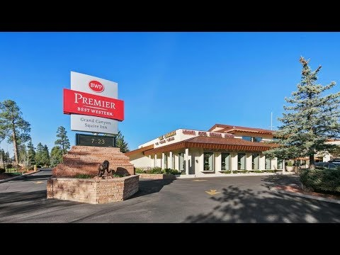 best western premier grand canyon squire inn review. Black Bedroom Furniture Sets. Home Design Ideas