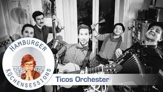 """Ticos Orchester """"Rette Mich"""" live @ Hamburger Küchensessions"""