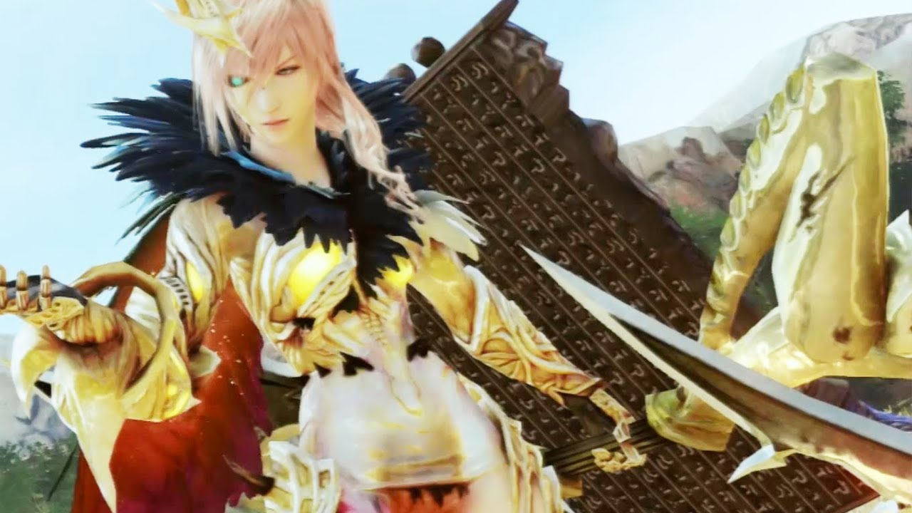 Lightning Returns Final Fantasy XIII - Divine Wear Outfit/Garb [DLC] [ENGLISH] - YouTube & Lightning Returns: Final Fantasy XIII - Divine Wear Outfit/Garb [DLC ...