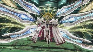 God Eater 2: Rage Burst [PS4]: The One Who Opens the World (God Eater 2 Final Boss)