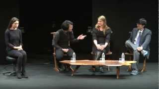 Dr. Hiroshi Ishiguro - Robot Science Made in Japan(Japan Society Lecture - February 5, 2013 http://www.japansociety.org/ 2:00 - Understanding humans through robots 3:30 - Robots providing practical services ..., 2013-02-20T16:39:28.000Z)