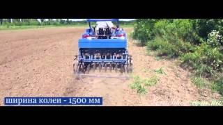 видео сеялка зерновая