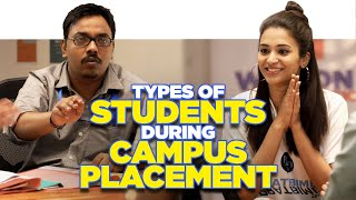 ScoopWhoop: Types Of Students During Campus Placement