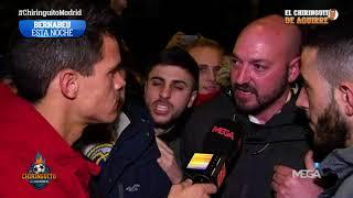 ¡DECEPCIÓN TOTAL! La afición del MADRID ESTALLA COMO NUNCA en 'El Chiringuito de Edu Aguirre'.