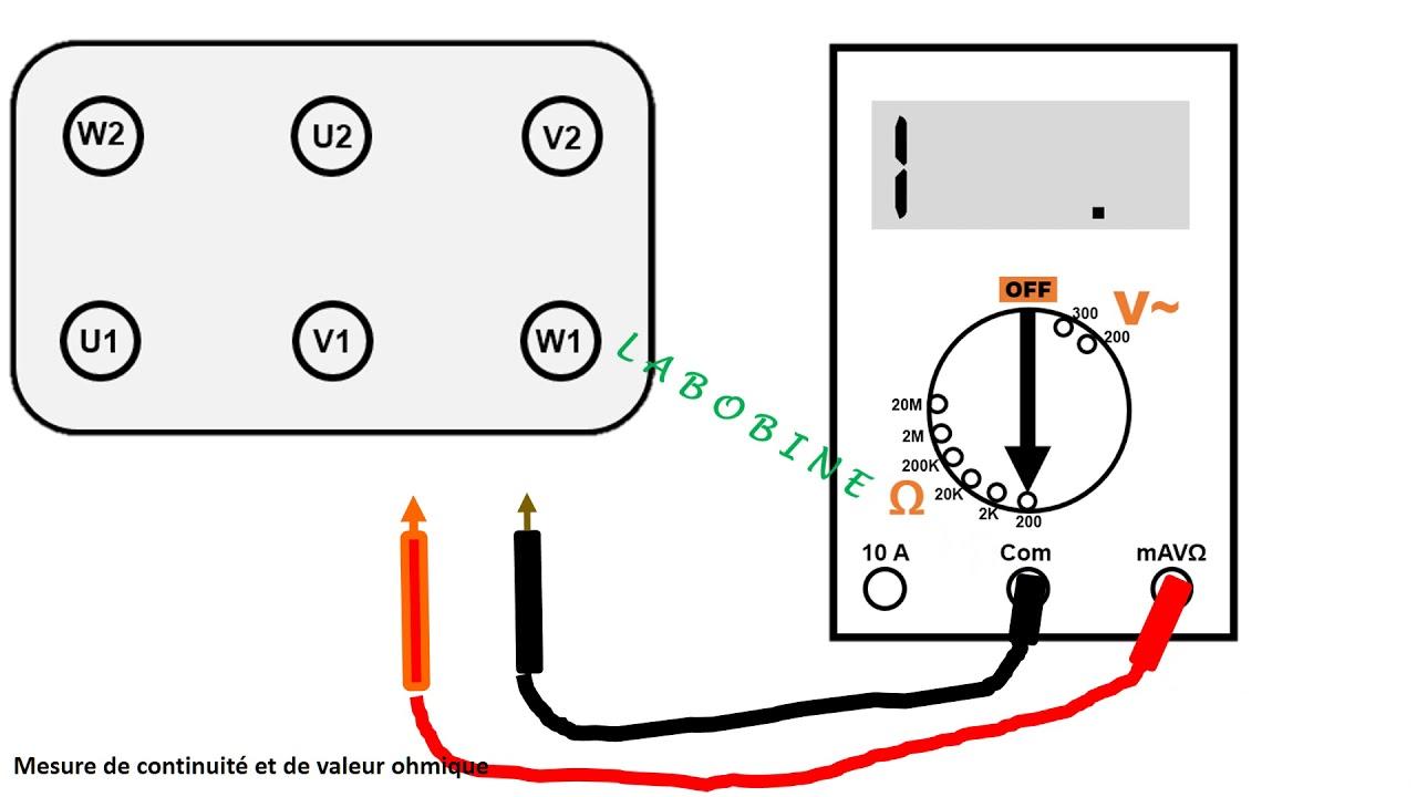 schema electrique moteur 3 vitesses