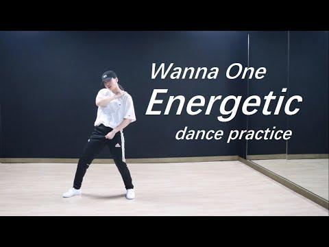 Wanna One (워너원) - 에너제틱 (Energetic) Dance Cover Practice By.Yu Kagawa