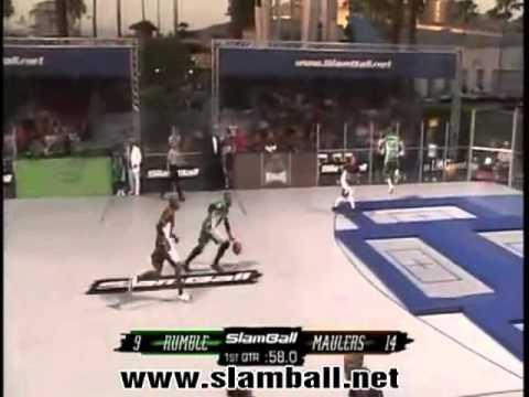 Slamball :: Jelani Janisse Compilation