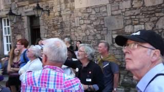 Edinburgh Castle with Best Guide tour 2015