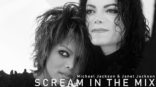 Michael Jackson & Janet Jackson - Scream In The Mix (Preview)