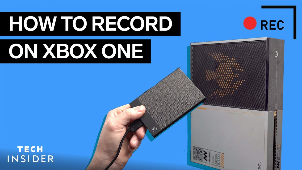 How To Record On Xbox One