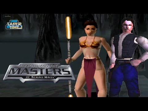 Star Wars: Masters of Teras Kasi - PlayStation Gameplay MLG