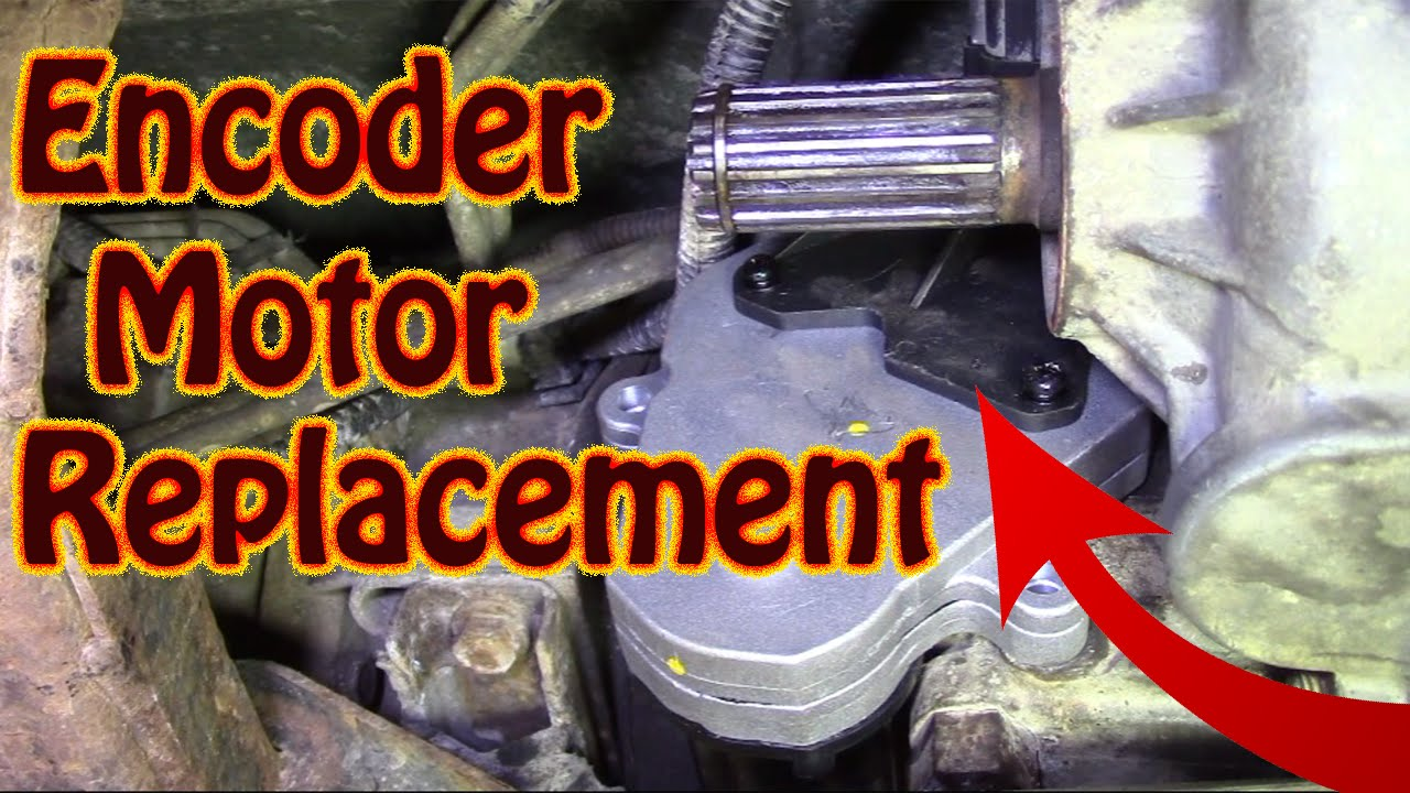 diy how to replace s10 blazer 4wd transfer case encoder motor gmc 4x4 transfer case motor repair [ 1280 x 720 Pixel ]