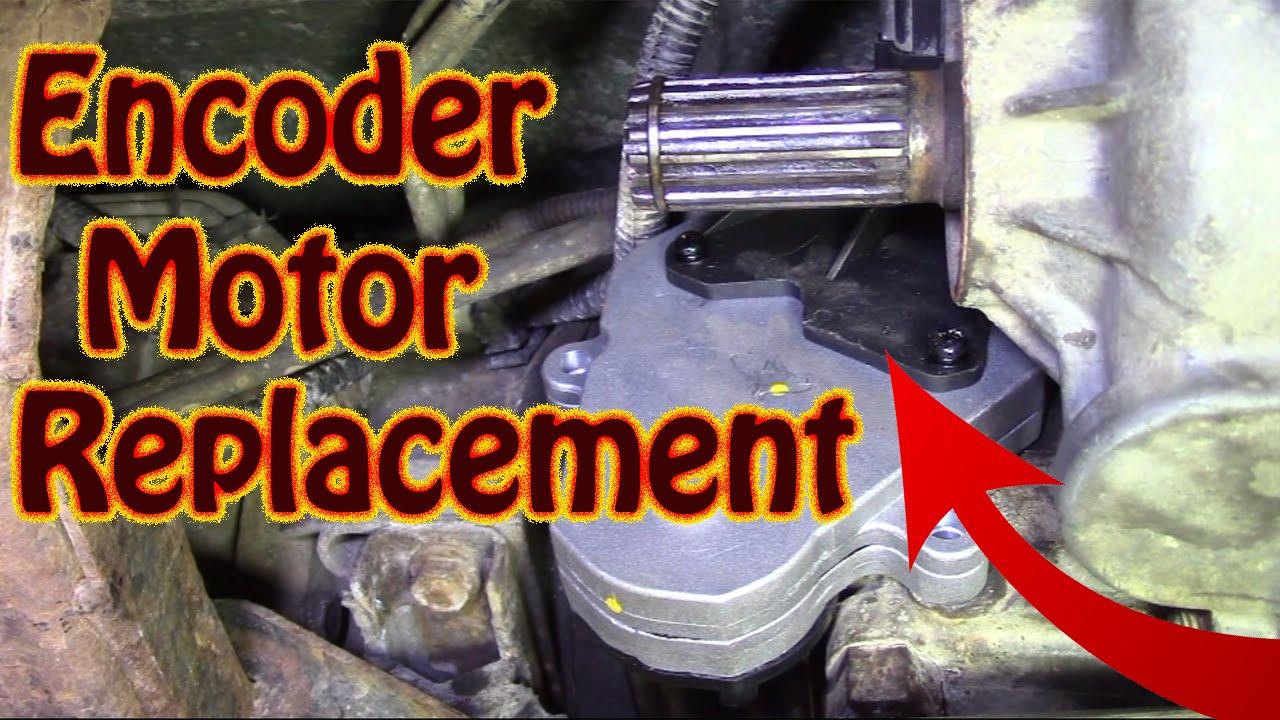 medium resolution of diy how to replace s10 blazer 4wd transfer case encoder motor gmc