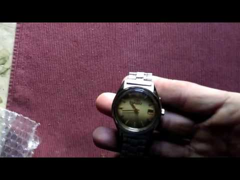 Vintage real or fake? Orient unboxing pt 2