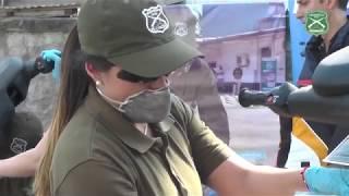 Detienen a organización criminal internacional con 103 kilos de cocaína oculta en motos de agua