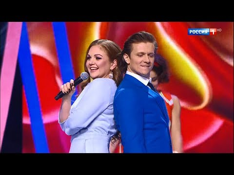 Марина Девятова и Глеб Матвейчук - Атакую (8 Марта)