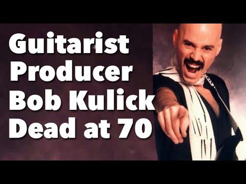 Guitarist Bob Kulick Reportedly Dead at 70