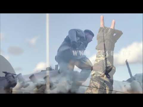 Hücum Marşı eşliğinde Afrin Zeytin Dalı
