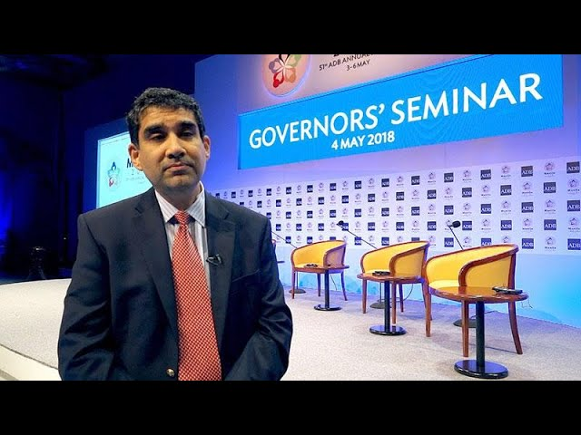 Future of Work Discussed at the Governors' Seminar of the 51st ADB Annual Meeting