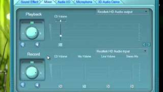 Realtek Microphone Audio Problem Fixed