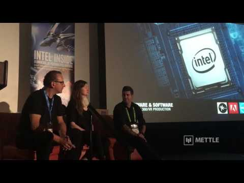 Narrative Fiction Storytelling in VR | 30 ninjas + mettle