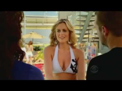 Spot the actor: Rachael Carpani in NCIS LA