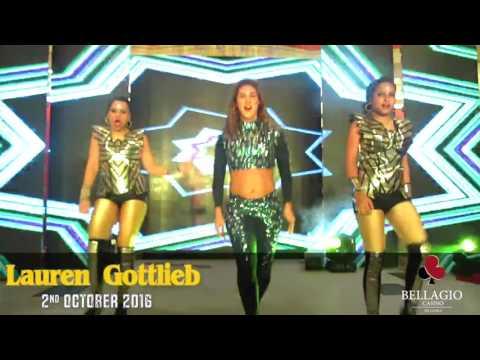 Lauren Gottlieb - Bellagio Colombo's Bollywood Jhalak Dikhla Jaa - Part 1