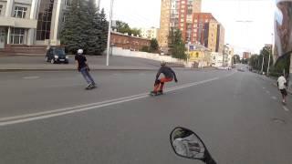 скейтборд ST Echo обзор