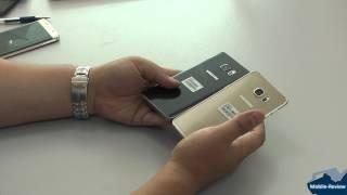 Сравнение смартфонов Samsung Galaxy Note 5 и Galaxy S6 EDGE Plus