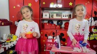 Детская игра кухня ! Детский канал Расти вместе с нами.(, 2016-03-25T07:08:39.000Z)