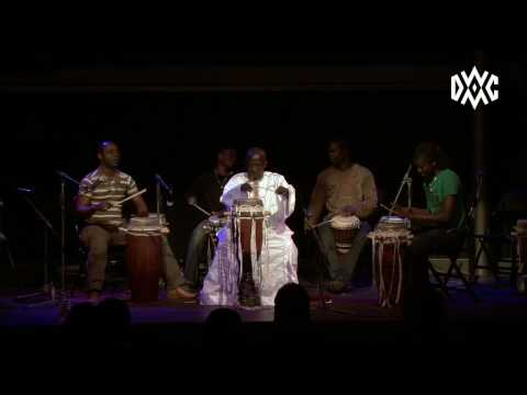 WMDC Master Class: Doudou N'Diaye Rose and sons