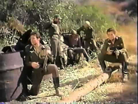 Los Comandos de Garrison - Carne de cañon - ESPAÑOL