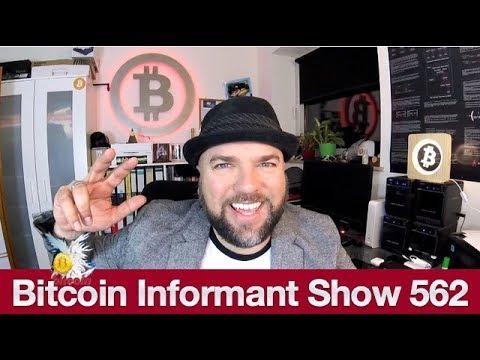 #562 Bitcoin Reservewährung der Welt, Nutzerdaten auf der Blockchain & Bitcoin Wale stocken auf