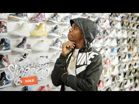 Thumbnail: A Boogie Wit Da Hoodie Goes Sneaker Shopping With Complex