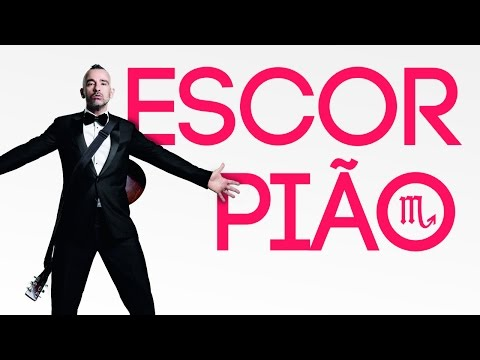 Video - ESCORPIÃO -  SIGNOS