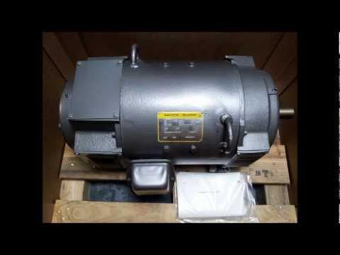 For sale new surplus baldor d2015p motor 15 hp 1750 2300 for Baldor motor serial number lookup