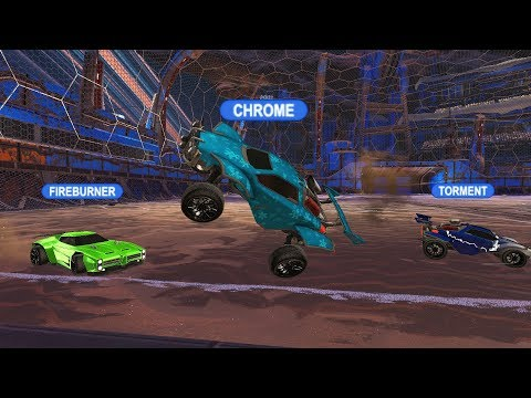 THE GREATEST SQUAD IN ROCKET LEAGUE RETURNS W/ TORMENT & CHROME | thumbnail