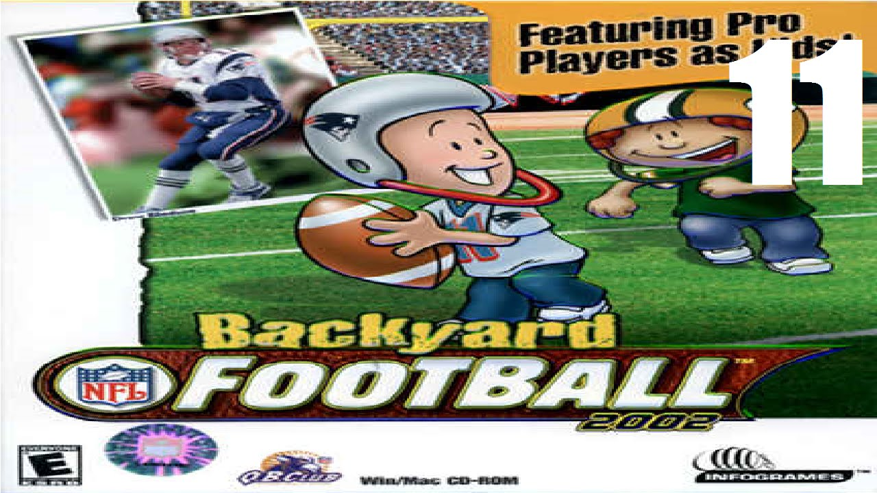road to the super bowl backyard football 2002 ep 11 youtube