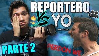 GOLPEE A UN REPORTERO | Historia #StoryTime | VlogsPaper