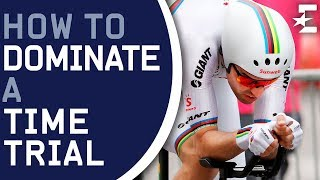 How to Save Time on a Time Trial   Differences Between TT and Road Bikes   Eurosport Explainers