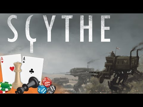 Let's Play Scythe on Tabletop Simulator