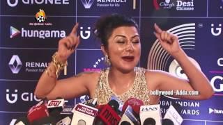 Pratyusha Banerjee SUICIDE : Singer Hard Kaur - GIMA Awards 2016!!